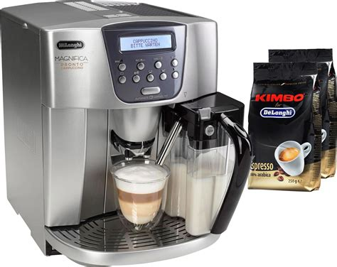 koffiemachines delonghi delonghi volautomatisch koffiezetapparaat magnifica esam