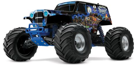 son of grave digger monster truck traxxas son uva digger r c monster truck rcnewz com