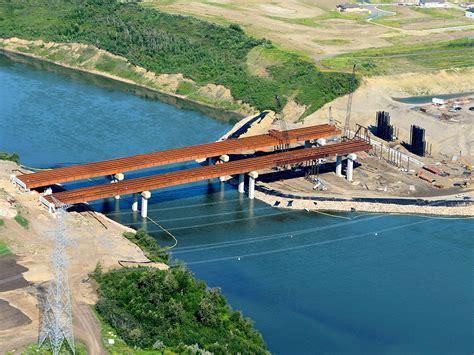 Anthony California Northeast Anthony Henday Drive Canam Bridges
