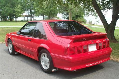 1993 fox mustang for sale buy used 1993 ford mustang gt fox no rust