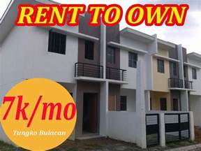 Car Rental Manila To Bulacan Rent To Own House And Lot In Bulacan And Metro Manila San