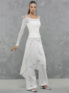 pantalon habillã femme pour mariage robe de mari 233 e le pantalon mariage plurielles fr