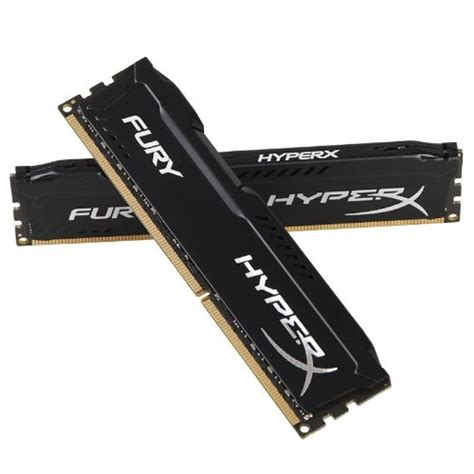 Ram Hyperx Fury hyperx fury black series 16gb 1600mhz ddr3 cl10 dimm kit