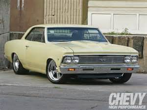 1966 chevy chevelle car tuning the 66 chevelle