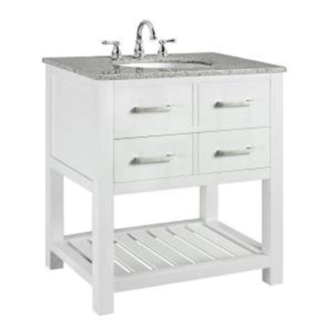 home decorators vanity home decorators collection fraser 31 in w x 21 1 2 in d