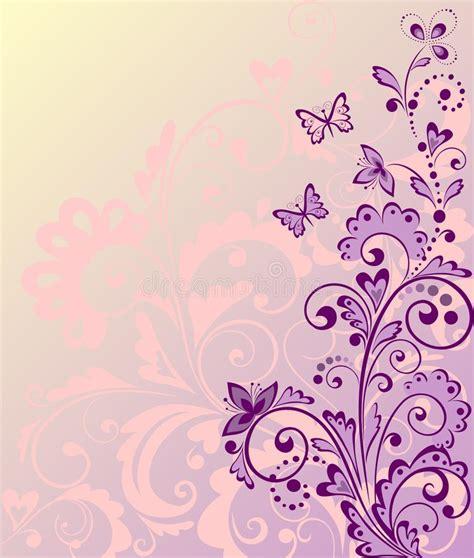 Beautiful Floral Border Stock Vector Image 53352502 Beautiful Designs