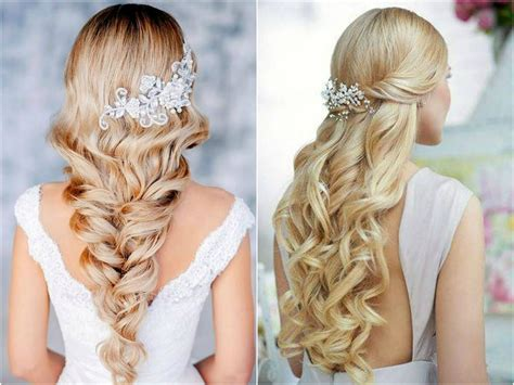 Wedding Hair With Clip In Extensions by Wedding Season Wedding Hair Extensions Mcsara
