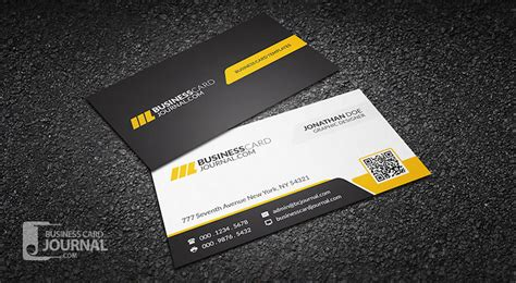 professional business card templates free 20 professional business card design templates for free