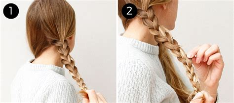 hairstyles with regular braids an easy braided hairstyle for any occasion more com