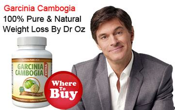 Garcinia Cambogia And Detox Dr Oz garcinia cambogia and cleanse dr oz lose weight tips