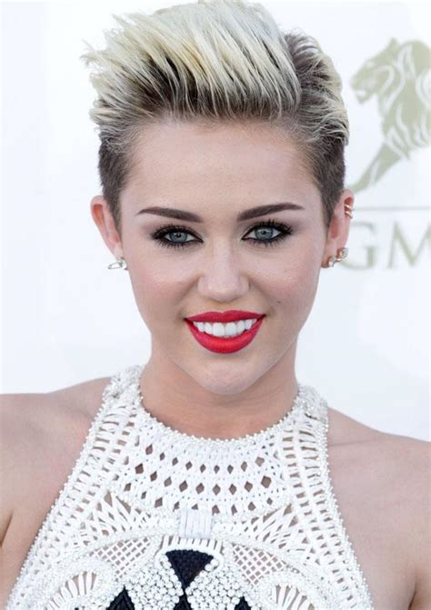 the name of mileys haircut the name of miley cyrus haircut celebrity hairstyles