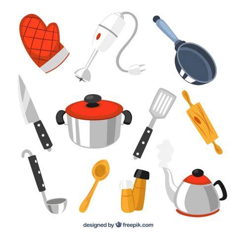 herramientas de cocina herramientas de cocina descargar vectores gratis