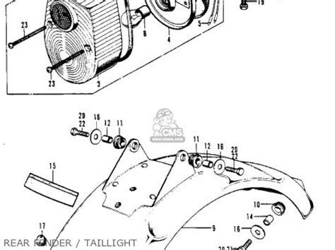 honda z50a engine diagram honda z50m wiring diagram