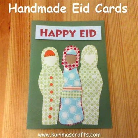 eid craft for eid cards 30 days of ramadan crafts tutorial eid
