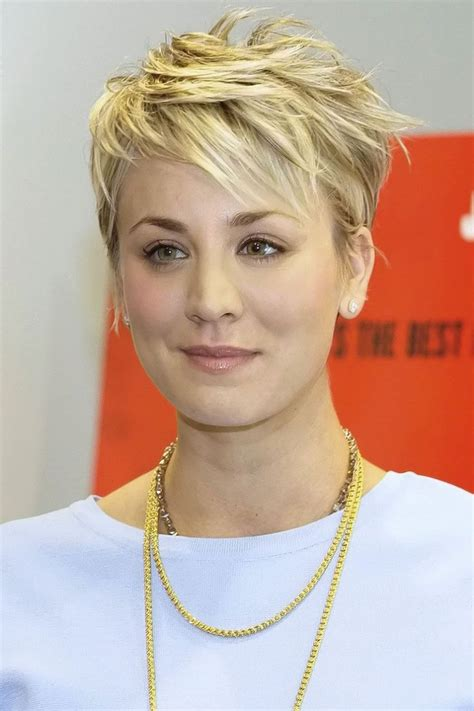 how to get kaley cuoco hairstyle 21 asymmetrical pixie haircut ideas designs hairstyles