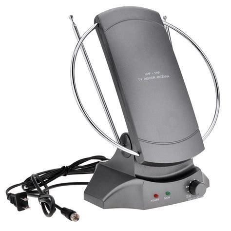 digital signal receive lifier indoor hdtv antenna vhf uhf fm 50 mile best ebay