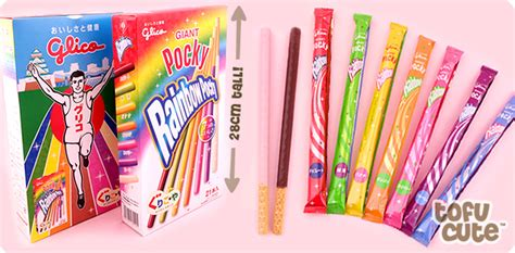 Glico Pocky Vanilla Cocoa 42g buy glico rainbow pocky biscuit sticks at tofu
