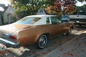 sell used 1975 chevrolet chevelle malibu classic 2 door