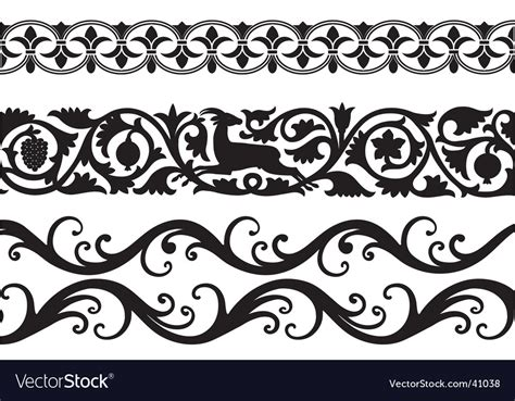 royalty free vector ornamental with 343155995 stock decorative ornaments royalty free vector image