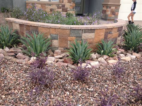 Desert Garden Ideas Desert Landscape And Hardscape In Az Succulents Cacti Pinterest Deserts Landscaping And