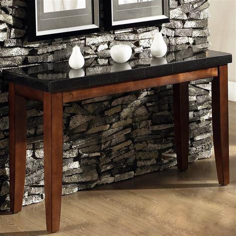 Prime Granite Bello Granite Top Sofa Table Prime Granite Top Sofa Table