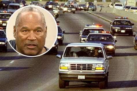Oj Goes Carrazy 20 big changes in since o j s