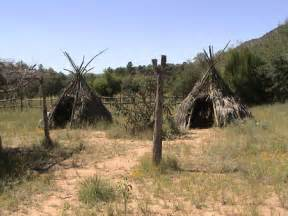 apache indians homes fort apache history