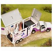 B5369  Horse Crazy Truck And Trailer Colecci&243n