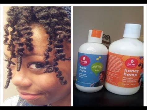 Oyin Handmade Hair Dew Review - review moisturizing products for hair