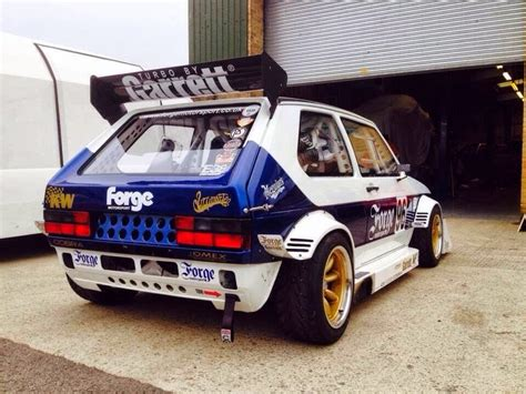 volkswagen caribe tuned 1982 volkswagen golf mk1 gti berg cup tuned by forge