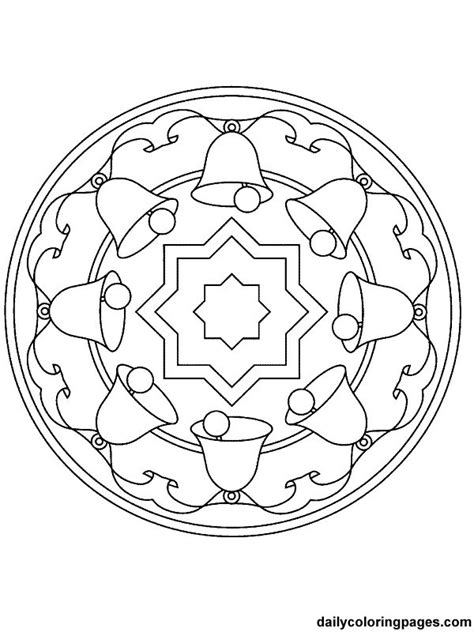 mandala ornaments coloring pages best 25 mandala ideas on