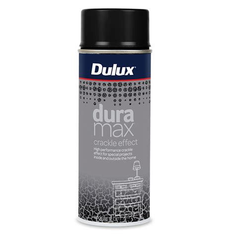 spray painter new zealand dulux duramax 300g crackle effect spray paint black