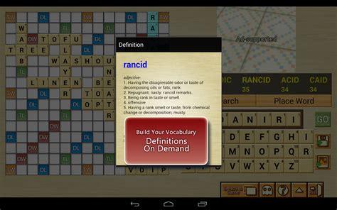 is id a scrabble word word breaker scrabble screenshot