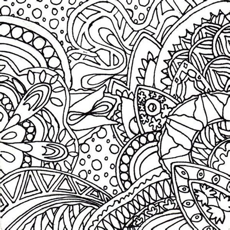 random pattern drawing random origami pattern by aoiyoru prints to color