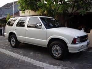 Mobil Bekas Opel Blazer Mobil Bekas Opel Blazer 1996 Jual Beli Mobil Baru Dan