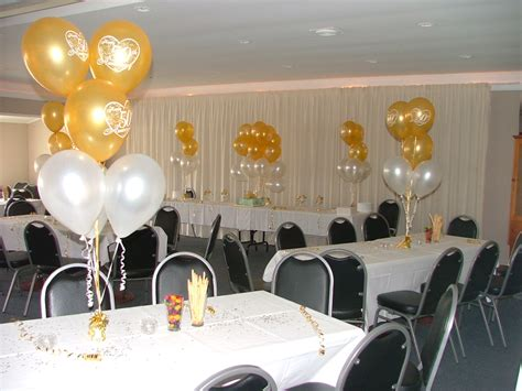 simple decoration ideas wedding decorations 50th wedding anniversary decorating ideas