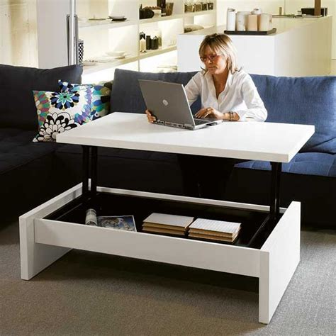 Desk Coffee Table by Choose Best Furniture For Small Spaces 8 Simple Tips
