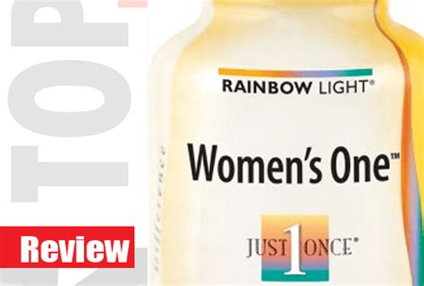 rainbow light women s one multivitamin rainbow light women s one multivitamin review