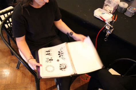 sydney temporary tattoo artist hire black ink glitter