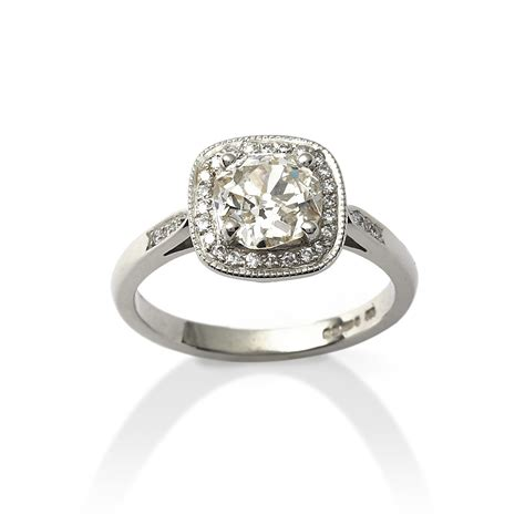 ring cusions cushion cut diamond cushion cut diamond cartier rings
