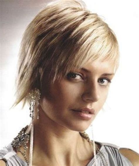 haircuts for thin hair and oval face short haircuts for oval faces and fine hair hair style