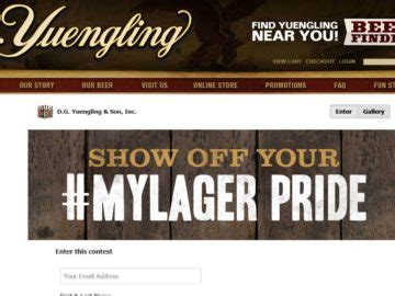 Eyeliner Yuanging d g yuengling inc yuengling mylager sweepstakes select states