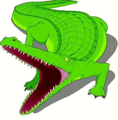 crocodile clipart clipart wallpaper animals clipart crocodile
