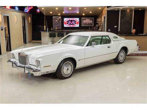 1974 lincoln continental iv 1974 lincoln continental iv for sale classiccars
