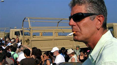 Anthony Bourdain Beirut Anthony Bourdain S Favorite Episode No Reservations Travel Channel Anthony Bourdain No
