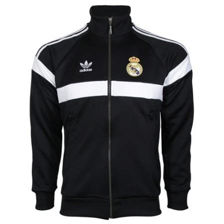 Jaket Real Madrid adidas real madrid 3 s track jacket