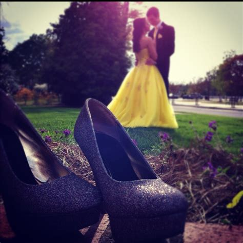 themes cute couple prom shoes w couple in background is very cute and pretty