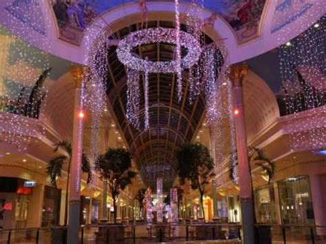 christmas decorations trafford centre manchester 2008