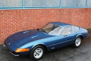 Daytona Gtb 4 1973 365 Gtb 4 Daytona