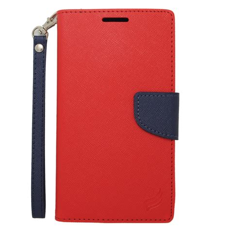 Samsung Galaxy Note 4 Wallet Flip Leather Sarung Dompet Original for samsung galaxy note 4 edge leather credit card wallet flip stand cover ebay